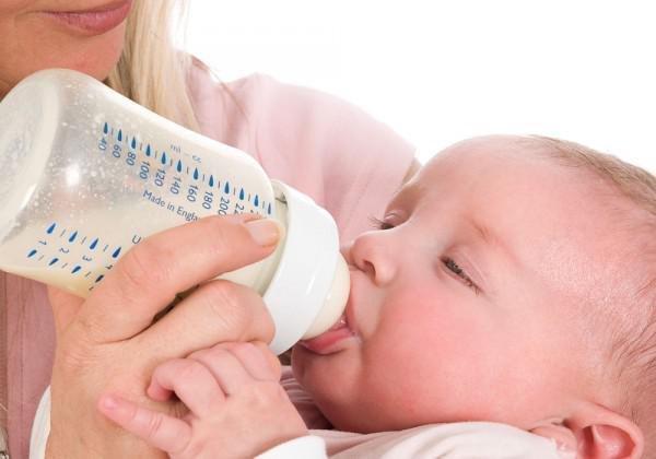 Аллергия на смесь у новорожденного