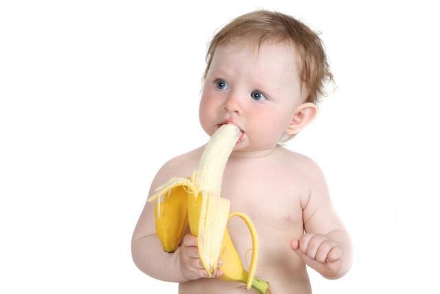 Как выглядит аллергия на бананы у детей