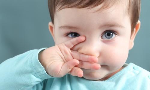 Если у ребёнка на пыль аллергия
