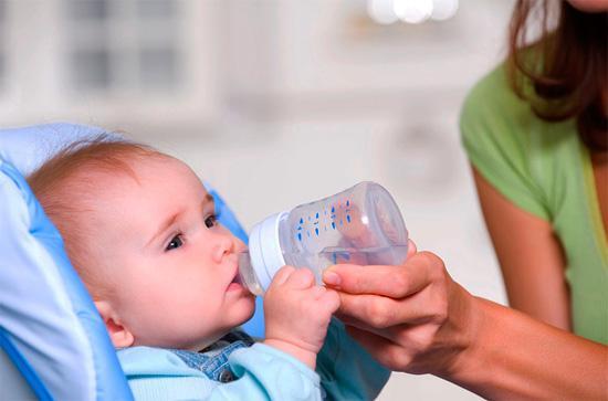 Лечение насморка 8 месячному ребёнку
