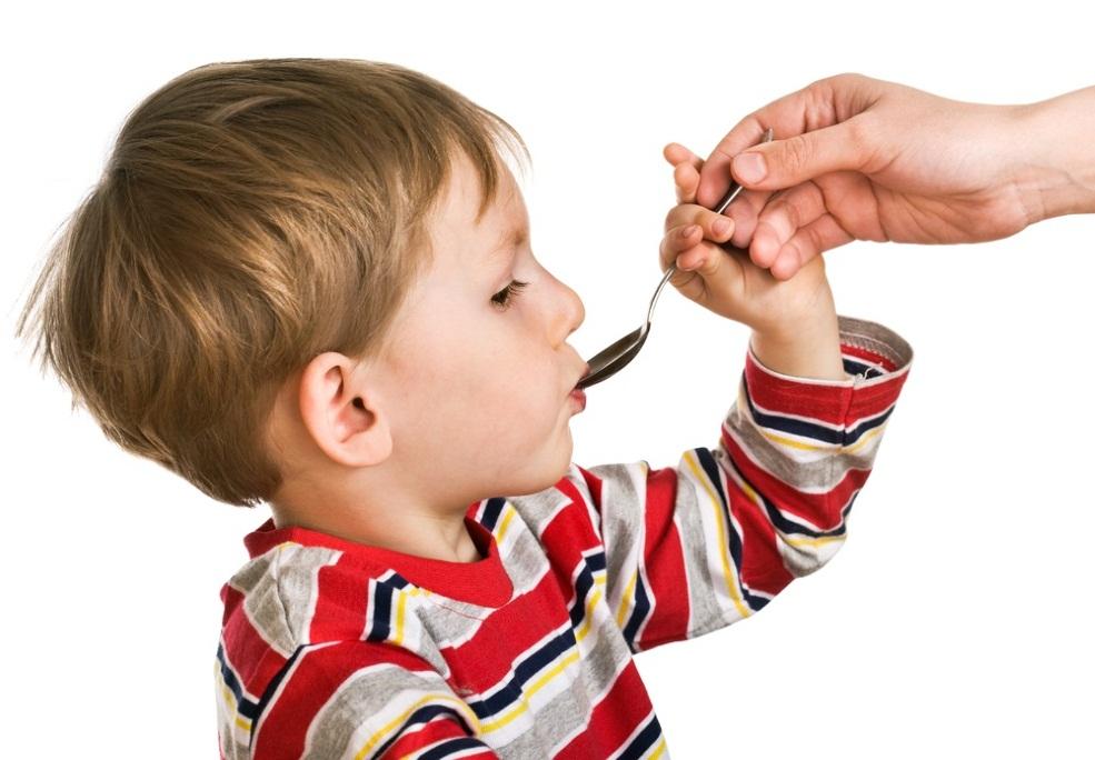 Помощь ребёнку при первых признаках простуды