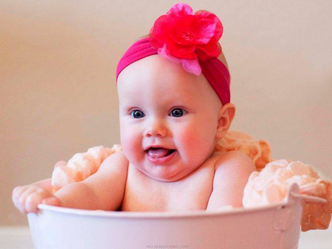 Почему малыш плачет после купания