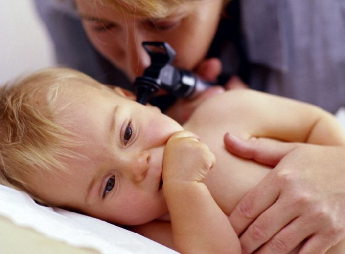 Лечение соплей у 7 месячного ребёнка