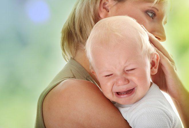 ребенку 7 месяцев плохо спит ночью