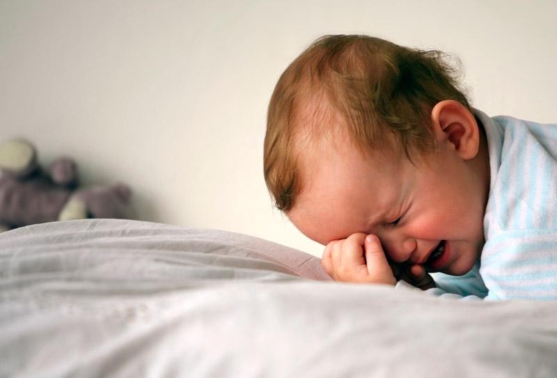 Как уложить спать малыша