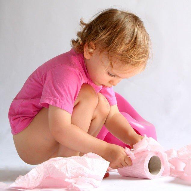 Психологические причины запора у ребенка