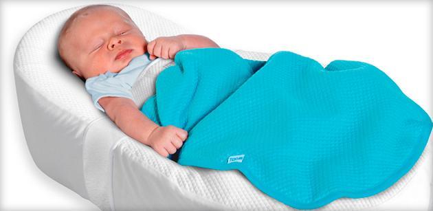 Кокон для новорожденного до 4 месяцев