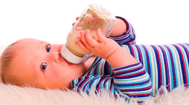 Непереносимость лактазы у ребенка