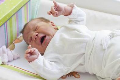 Укладываем спать новорождённого без стресса