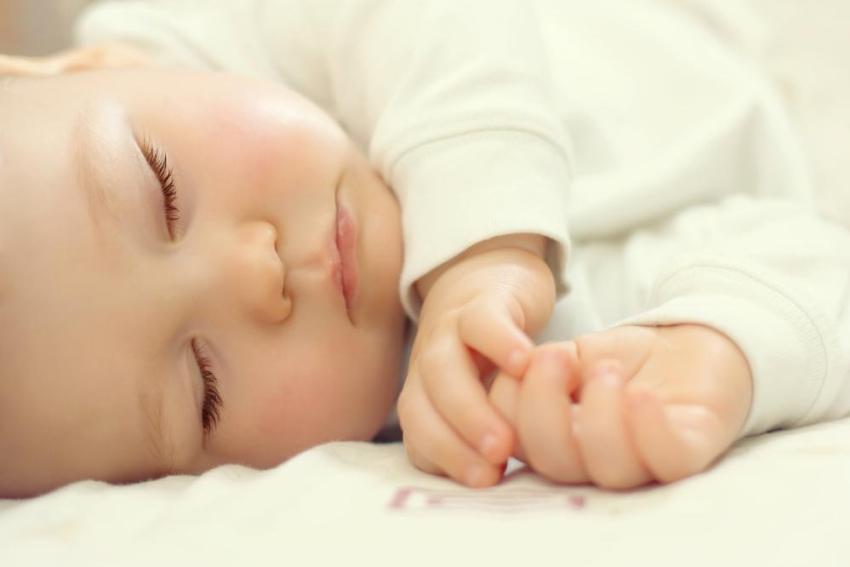 Отсутствие сна у месячного ребёнка