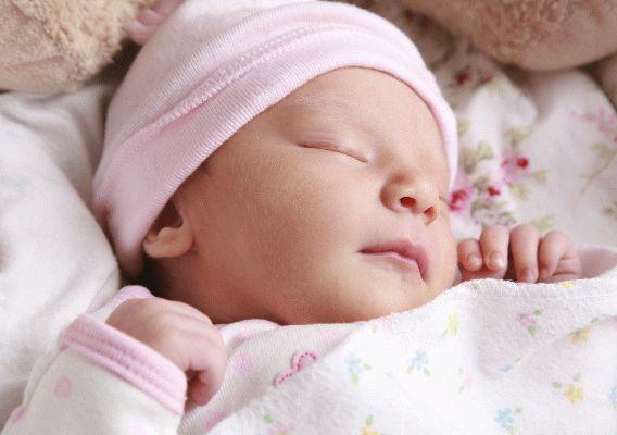 Сон малыша в 5 месяцев