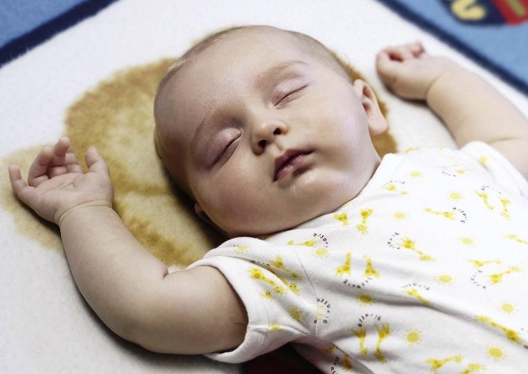 Как усыпить малыша?