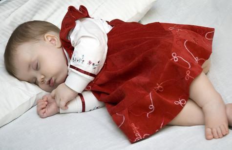 Здоровый дневной сон малютки