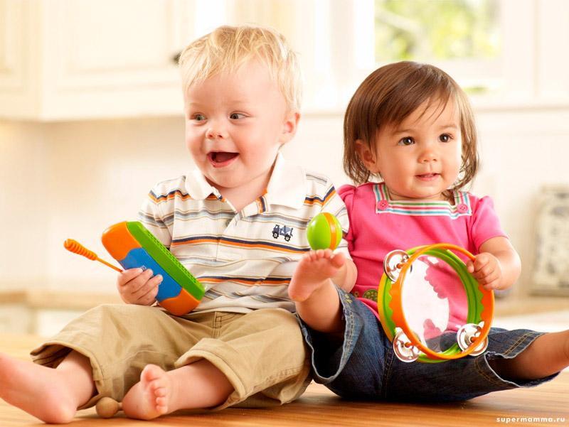 Навыки ребенка в 1 год