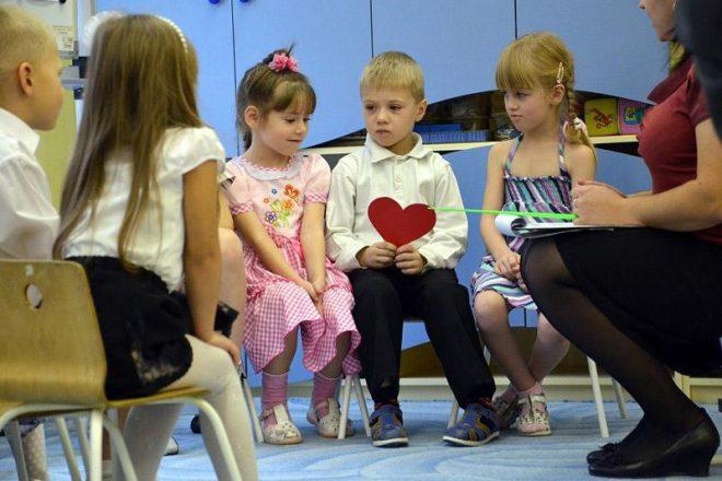 Аспекты эмоционального развития дошкольника