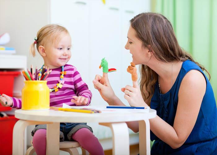 Развитие ребенка, пальчиковые игры