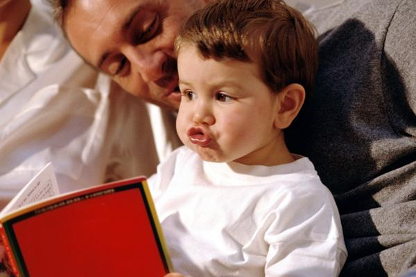 Как быстро научить ребёнка говорить к концу первого годика