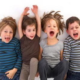 Характеристика разных видов темперамента у детей