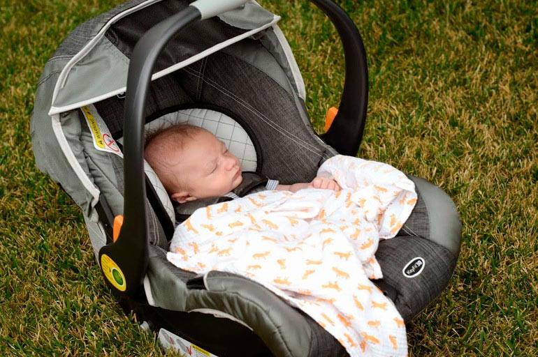 Автолюлька для новорожденных детей: обзор лучших моделей