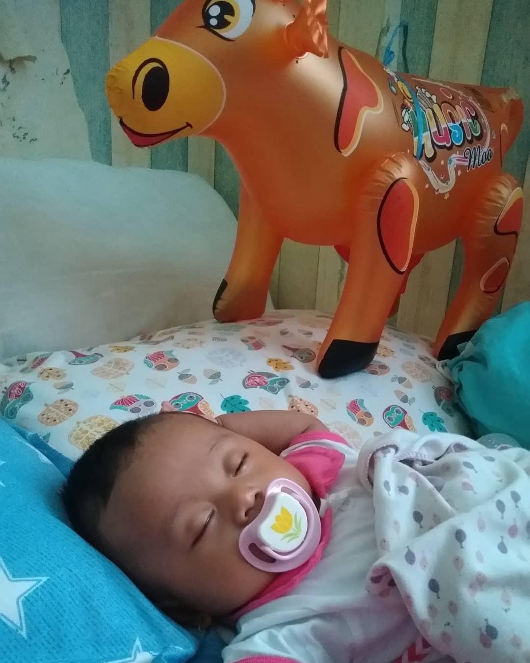 Ребенок 3 месяца спит ночью