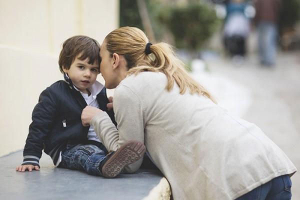 Как разговаривать с ребенком: правильные запреты