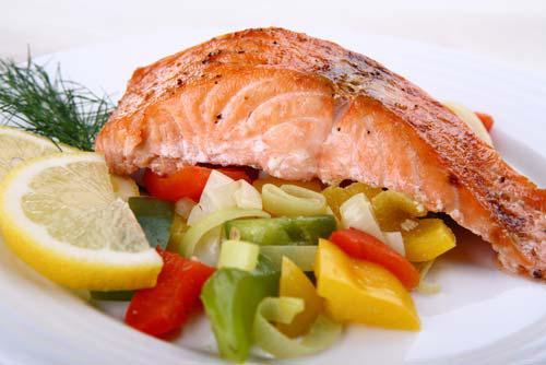 Рыба на ужин для ребенка