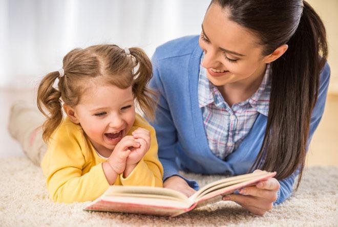 Совместное чтение книг