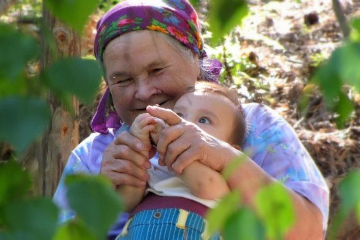 Ладушки с бабушкой
