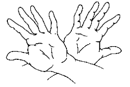 Пальчиковая гимнастика Солнышко